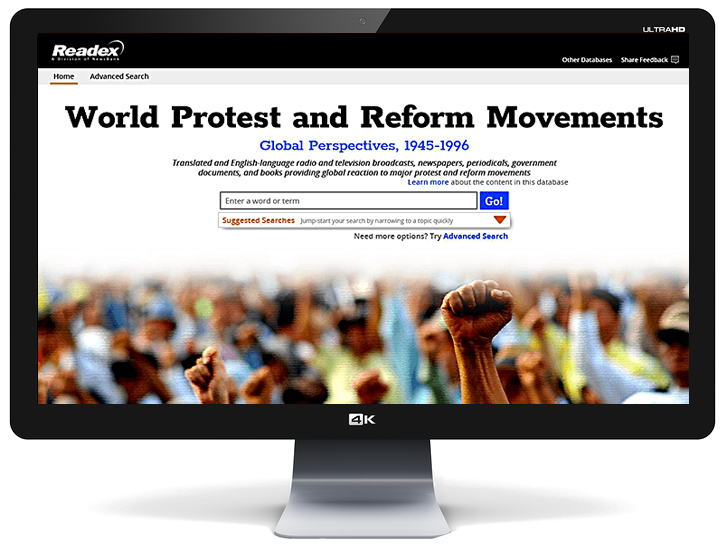 WorldProtest-Monitor Graphic