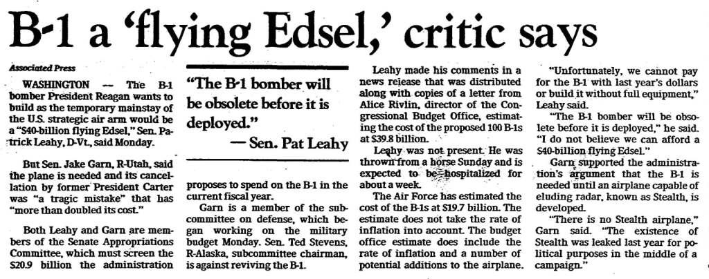 November 10, 1981: Dallas Morning News
