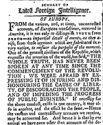 newspapers during the revolution George washington & the revolutionary war authentic revolutionary war newspaper featuring coverage of the war from during the revolutionary war.