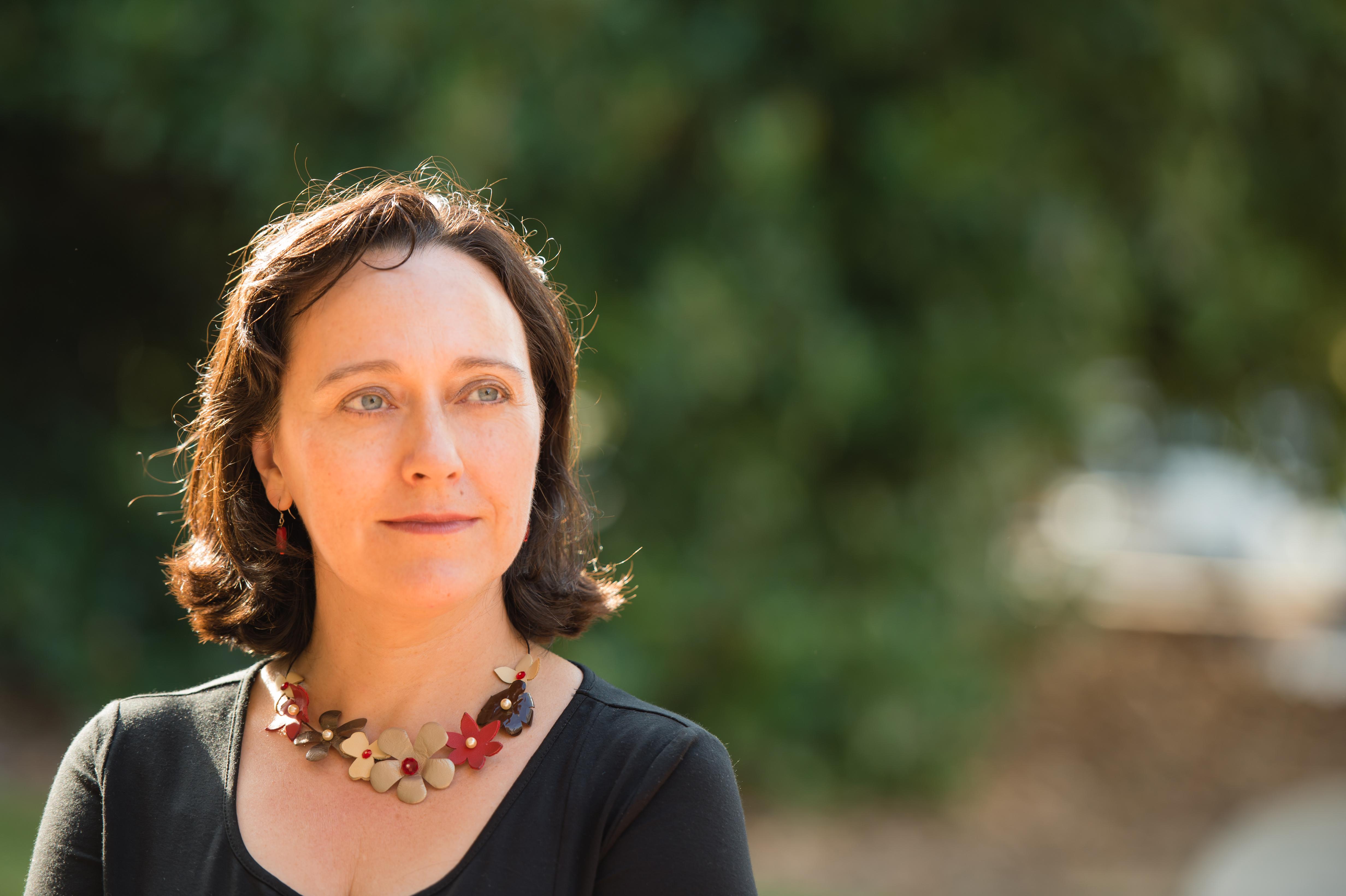 Susanna Ashton, Professor, American Literature, Clemson University