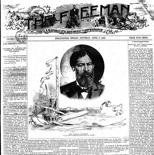 Source: African American Newspapers, 1827-1998
