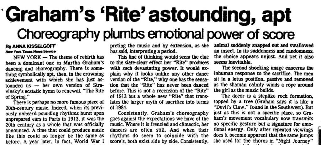 The Sunday Oregonian; Date: 03-18-1984