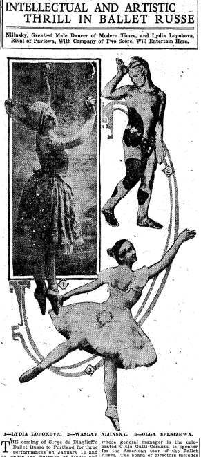 Oregonian; Date: 12-31-1916