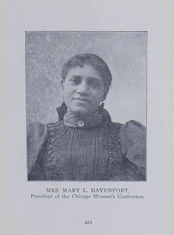 Mary L. Davenport