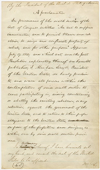 the emancipation edict of 1861 Mr guelzo talked about his book, [lincoln's emancipation proclamation: the end  of slavery in america], published by simon and schuster.