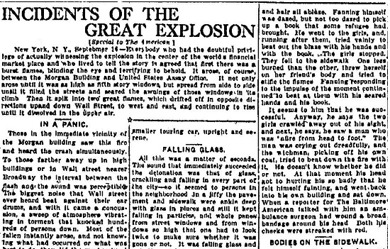 Incidents of the great explosion - Baltimore American 9-17-20.jpg