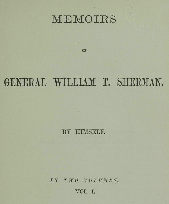 Sherman Title Page.jpg