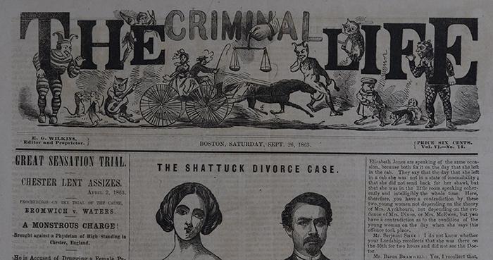The Criminal Life