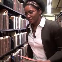 Krystal Appiah, Curator of African American History, Library Company of Philadelphia