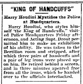 Cincinnati Post (Cincinnati, Ohio), 9 December 1899, page 4