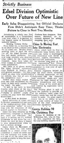 December 22, 1957: Springfield Union