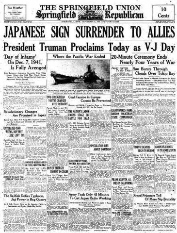 Springfield Republican; Date: 09-02-1945