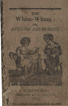 From Early American Imprints: Supplements from the American Antiquarian Society