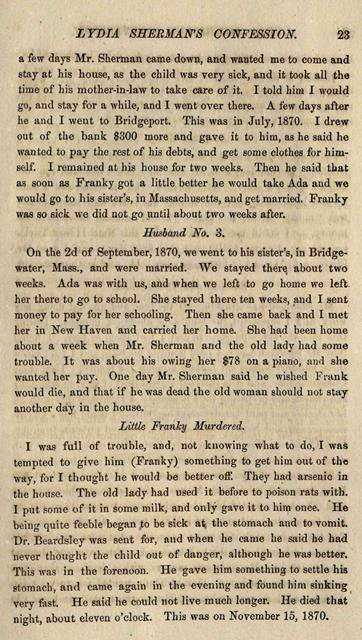 From American Pamphlets