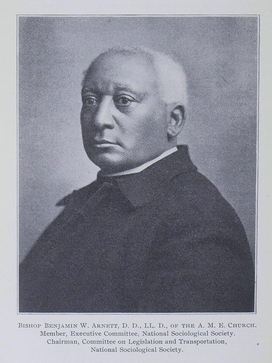 Benjamin W. Arnett (1838–1906)