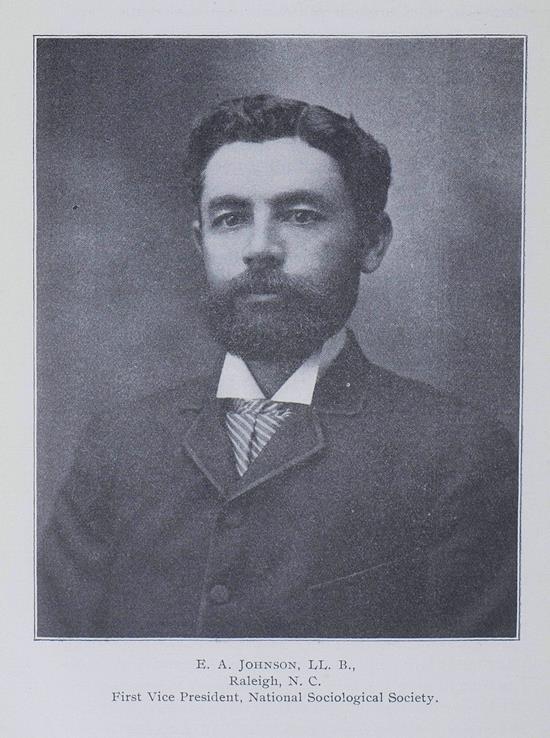 Edward Austin Johnson (1860–1944)