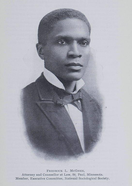 Fredrick L. McGhee (1861–1912)