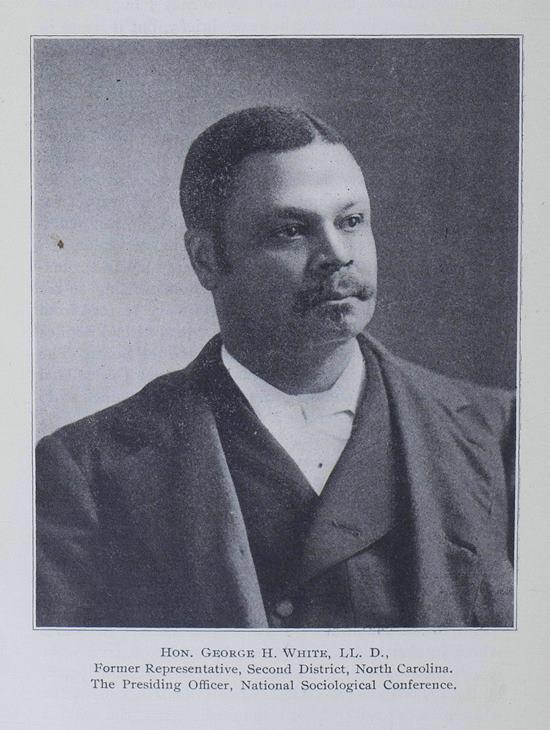 George Henry White (1852–1918)