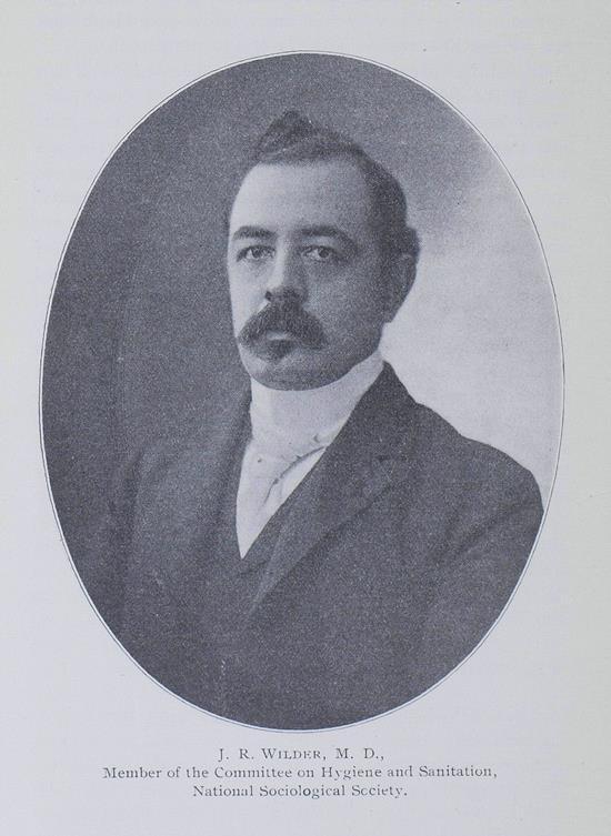J.R. Wilder