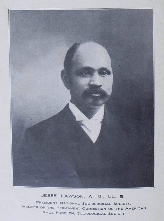 Jesse Lawson (1856–1927)