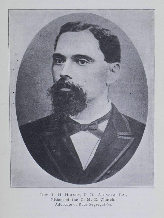 Lucius Henry Holsey (1842–1920)