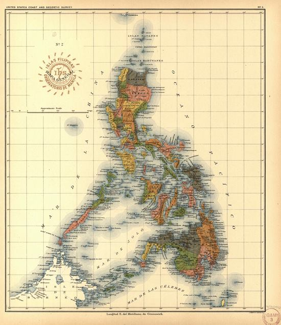 Mapa general, Islas Filipinas.jpg