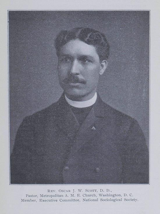 Oscar J.W. Scott (1867-?)