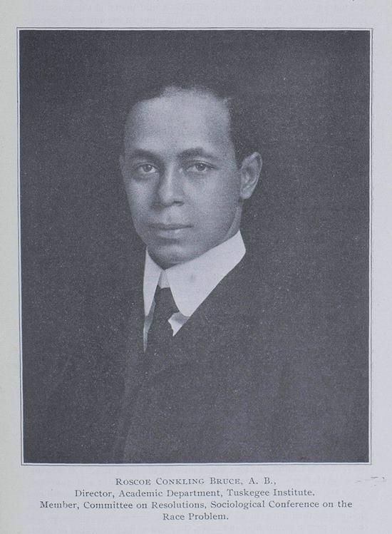 Roscoe Conkling Bruce (1879–1950)