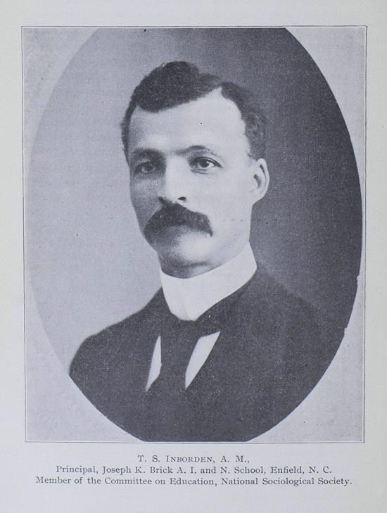 Thomas Sewell Inborden (1865–1951)