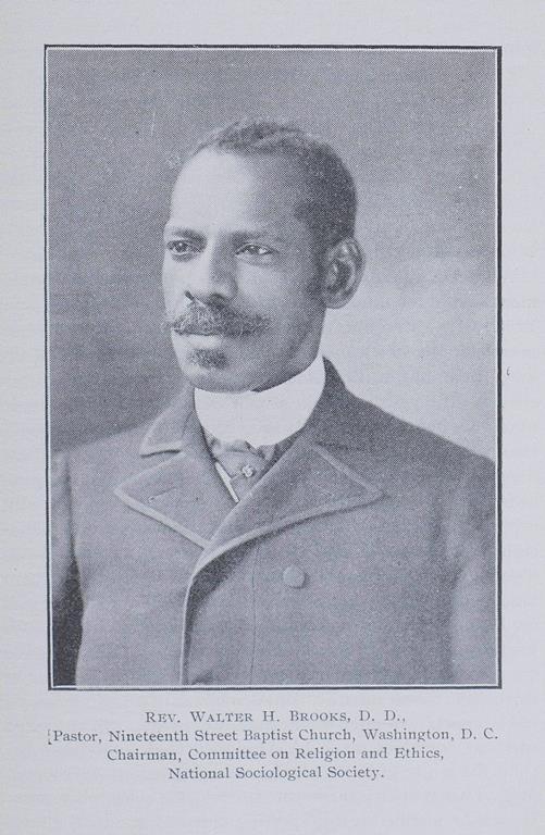 Walter Henderson Brooks (1851-1945)
