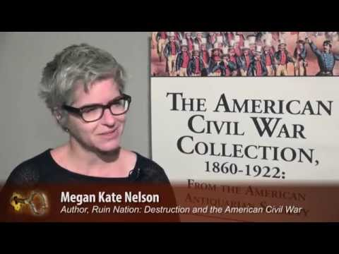 Megan Kate Nelson on The American Civil War Collection