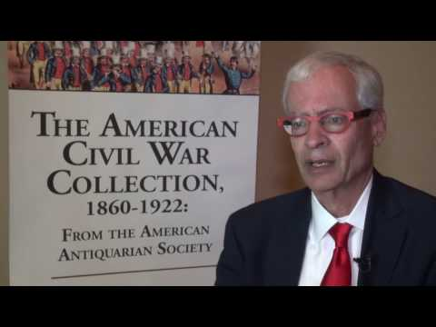 Primary Sources Now: A Conversation with Professor David Goldfield