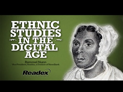 Ethnic Studies in the Digital Age