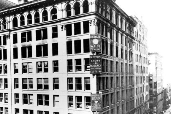 Remembering The Triangle Shirtwaist Company Fire On Its